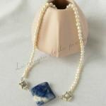Sodalite e perle