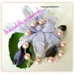 Braccialetto perle swarovski