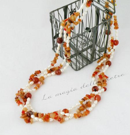 corniola e perle