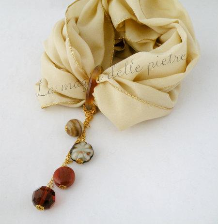 pendente per foulard
