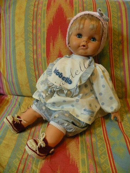 fascetta per neonata