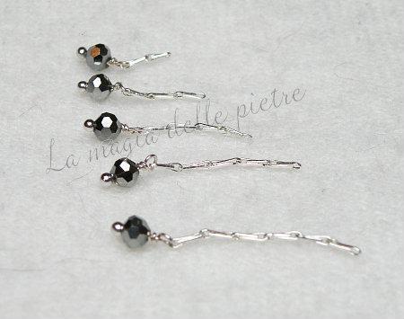 orecchini con cristalli 3