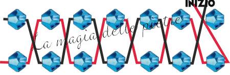 girocollo con cristalli 5