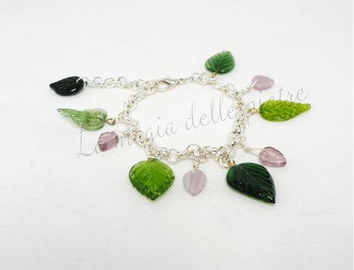 braccialetto con charms 6
