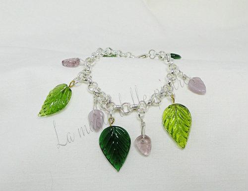 braccialetto con charms